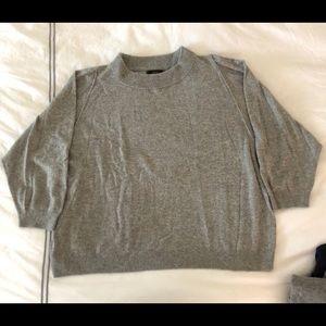 J.crew women's light merino wool sweater